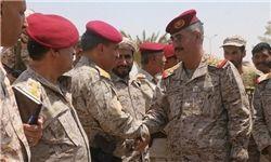 رئیس ستاد ارتش دولت مستعفی یمن زخمی شد