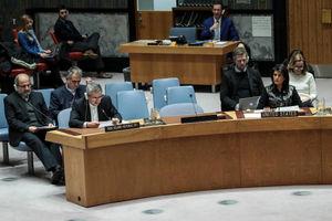 عکس/ نشست شورای امنیت سازمان ملل با موضوع ایران