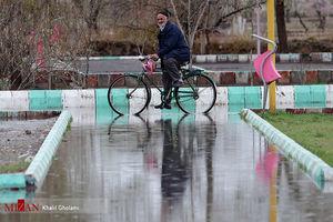 آخرین وضعیت سامانه جدید بارشی در کشور