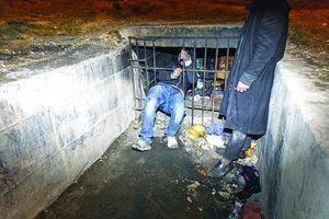 روایتی از زندگی کانالخوابهای بیخانمان