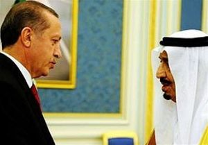 عملکرد عربستان و ترکیه در قبال اغتشاشات ایران