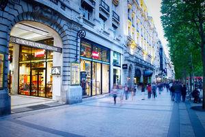 فیلم/ موش در اغذیهفروشی مشهورترین خیابان جهان