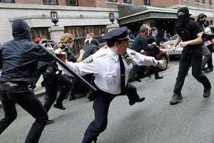 دلایل پشت پرده خشونت پلیس آمریکا