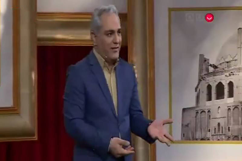 فیلم/ استندآپ مهران مدیری در رابطه با نفت