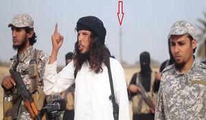 نکته جنجالی اعدام عضو حماس توسط داعش +عکس
