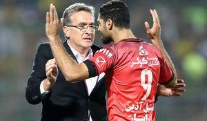 لعاب حرفهای بر فوتبال بیصاحب ایران,