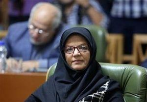اظهارات آشوبطلبانه عضو شورای شهر تهران