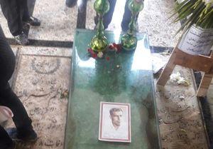 عکس/ پنجاهمین مراسم سالگرد درگذشت جهان پهلوان تختی