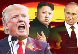 سیاست خارجی روسیه در بحران کره شمالی