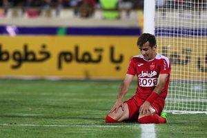 احمدزاده از بازی بعدی پرسپولیس محروم شد