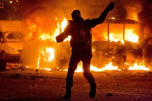 فیلم/ شورش بیسابقه در اشتوتگارت