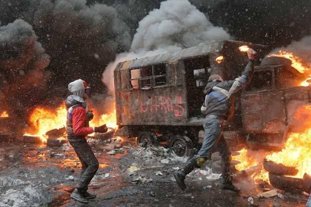 2159217 - اوکراینِ تجزیهشده و ورشکسته