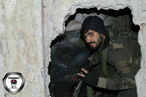 محاصره منطقه «حرستا» در شرق دمشق شکسته شد