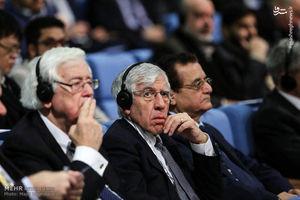 عکس/ وزیرخارجه اسبق انگلیس در تهران