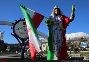 عکس/ خروش مردم کردستان علیه فتنهگران