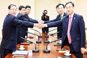 نخستین گفتگو بین کره شمالی و کره جنوبی پس از ۲ سال