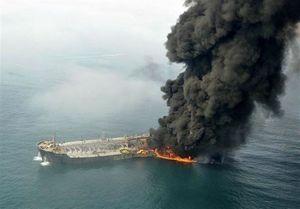 توافق با شرکت ژاپنی برای مهار آتش نفتکش ایرانی
