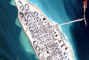 تصاویر ماهوارهای دست عربستان را رو کرد+عکس
