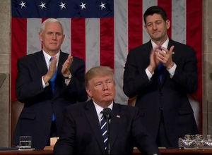 ترامپ در کنگره