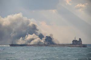 عکس/ جدیدترین تصاویر از نفتکش ایرانی