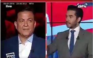 وعده بزرگ نصرالله به مجری المیادین +فیلم