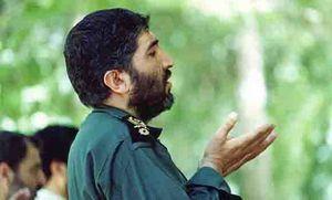 فیلم/ درخواست شهید احمد کاظمی از رهبرانقلاب