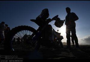 عکس/ چهارمین مرحله رالی داکار