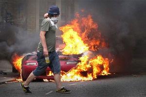 اعتراضات خیابانی 2011