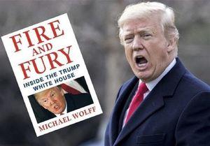 ترامپ آتش و خشم