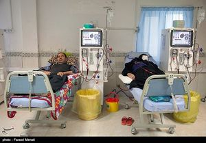 راهاندازی بخش دیالیز بیمارستان شهدای سرپل ذهاب