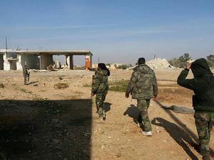 فرودگاه ابوظهور سوریه