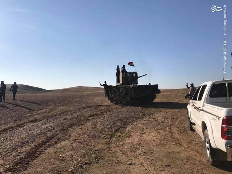 نیروهای عراقی در کرکوک
