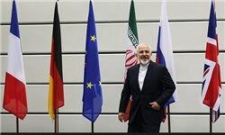 وزیر خارجه ایران وارد بروکسل شد