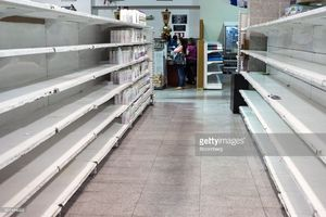 عاقبت تورم 2600 درصدی ونزوئلا