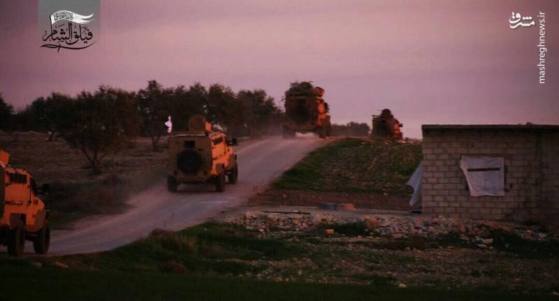2162950 - ۵ کیلومتر تا محاصره تروریستها