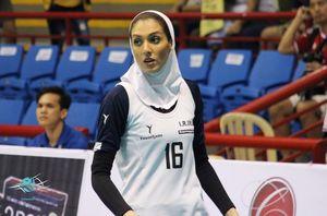 همسر کاوه رضایی در تیم والیبال شارلوا