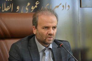 صادقی دادستان عمومی و انقلاب استان کرمانشاه