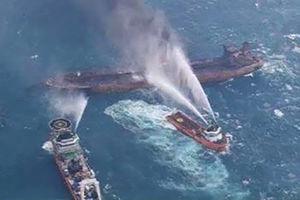 فیلم/ هر آنچه بايد درباره نفتکش ایرانی بدانید