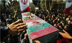 شهید مدافع حرم «احمد حسیننژاد» در قرچک تشییع شد