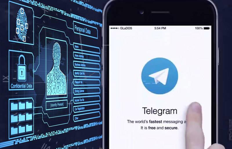 فیلم/ موشن گرافیک امنیت در تلگرام