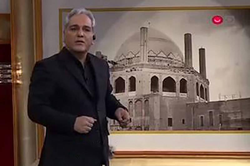 فیلم/ کنایه مهران مدیری به وضع بیمارستان ها پس از زلزله
