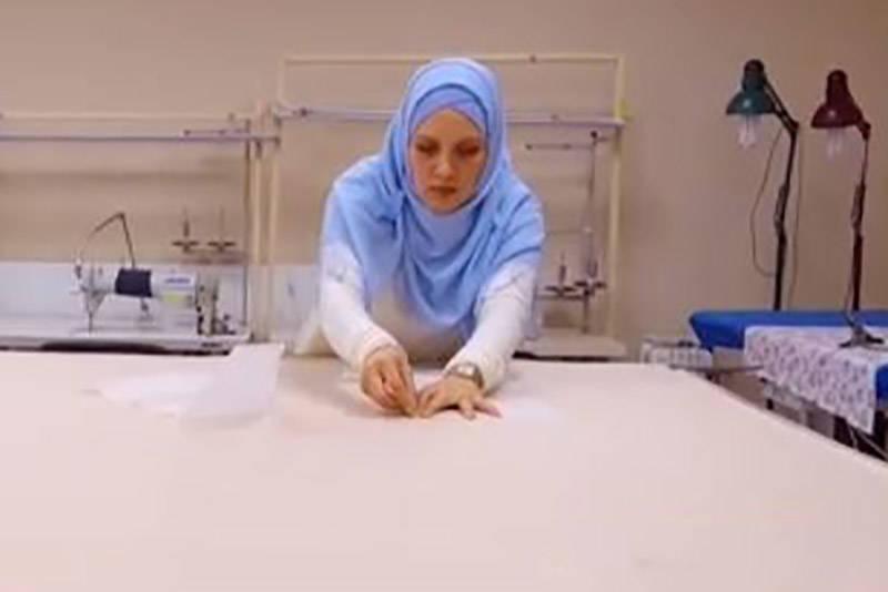 فیلم/ طراحی لباس برای بانوان مسلمان