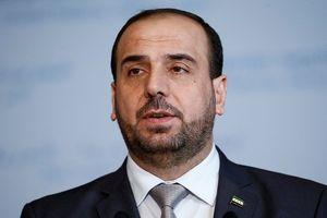 رئیس هیئت مخالفان سوری