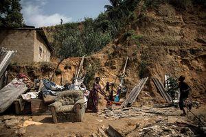 37 کشته بر اثر رانش زمین در کینشاسای کنگو