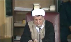 فیلم عزل قانونی قائم مقامی منتظری در مجلس خبرگان