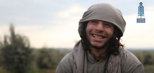 انتحاری القاعده در ادلب