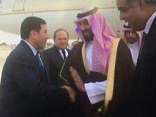 عکس/ شکنجهگر معروف وارد عربستان شد