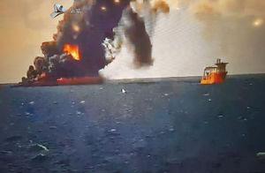 آخرین وضعیت نفتکش ایرانی به روایت تصویر