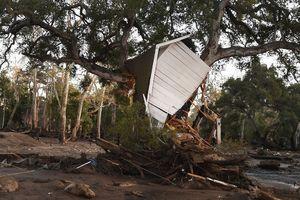 خانهای که از جا کنده شد