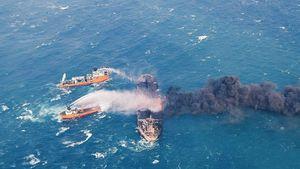 تحلیل کاپیتان کشتی اقیانوسپیما از حادثه «سانچی»